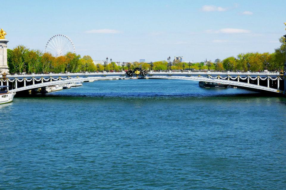 Paris-sightseeing-tour-Seine-bridge